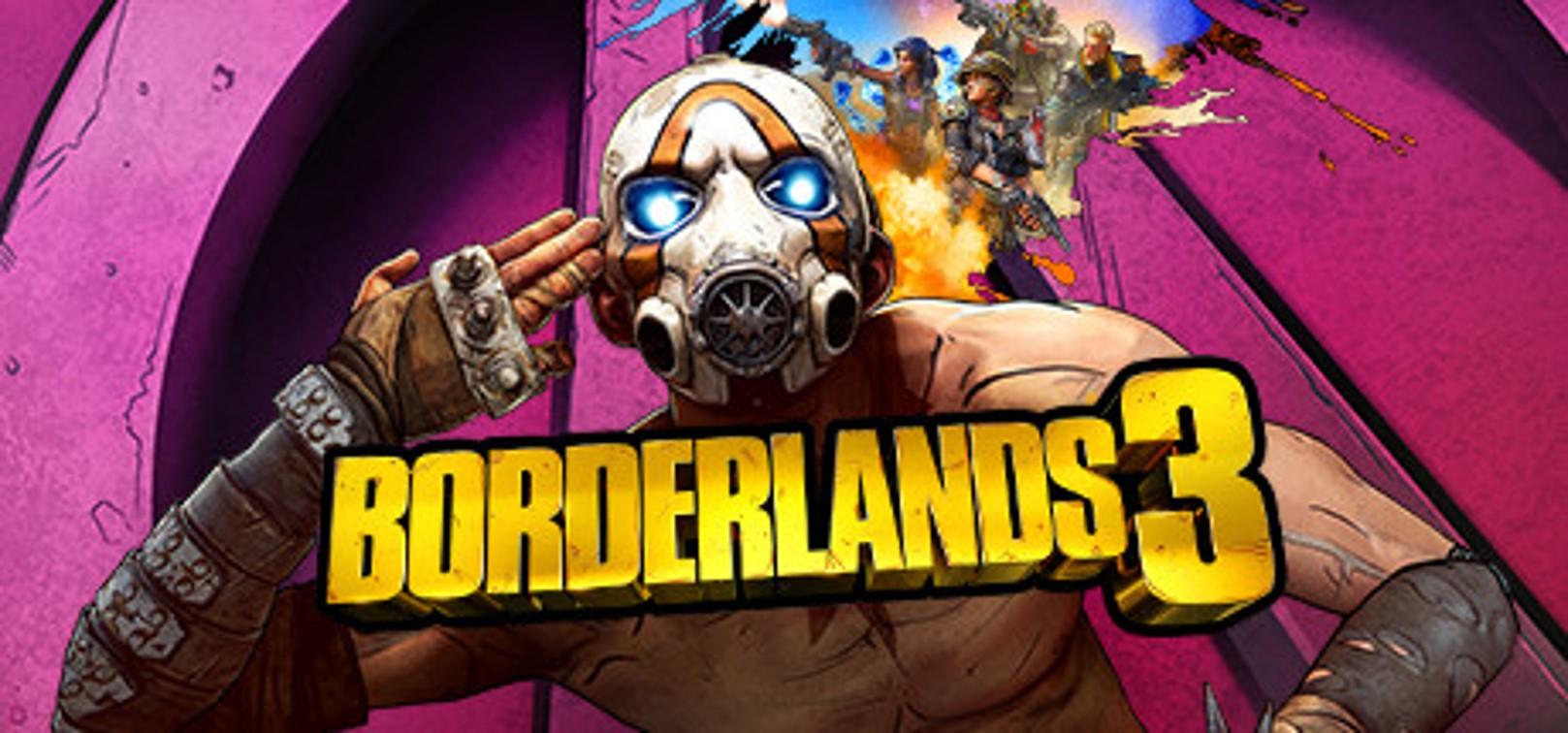 Borderlands 3 torrenty