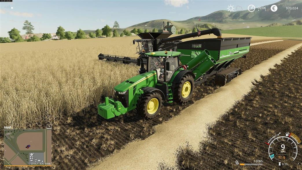 Farming Simulator 19 torrenty