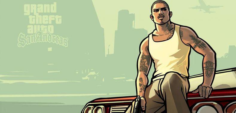GTA San Andreas torrenty
