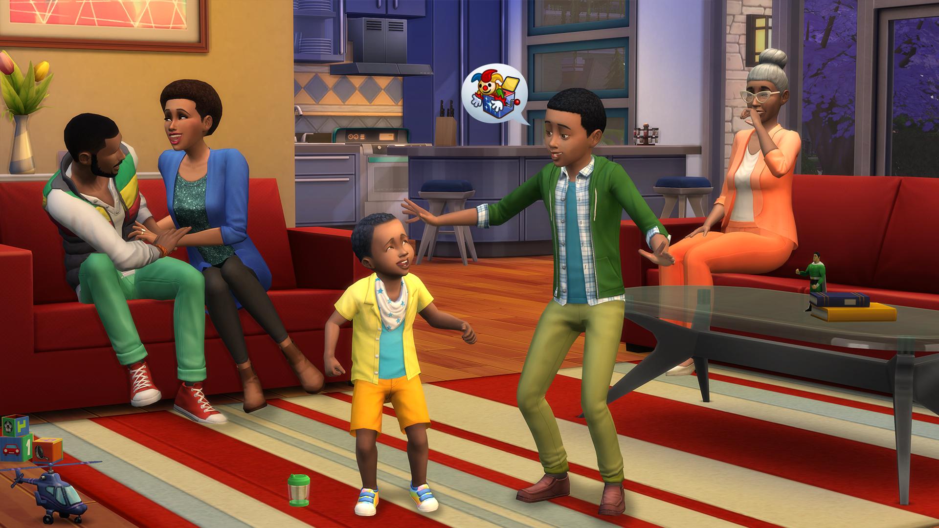 The Sims 4 torrenty